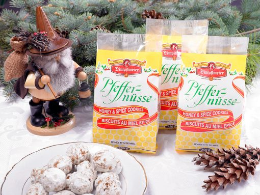 Pfeffer‐Nusse Honey & Spice Cookies